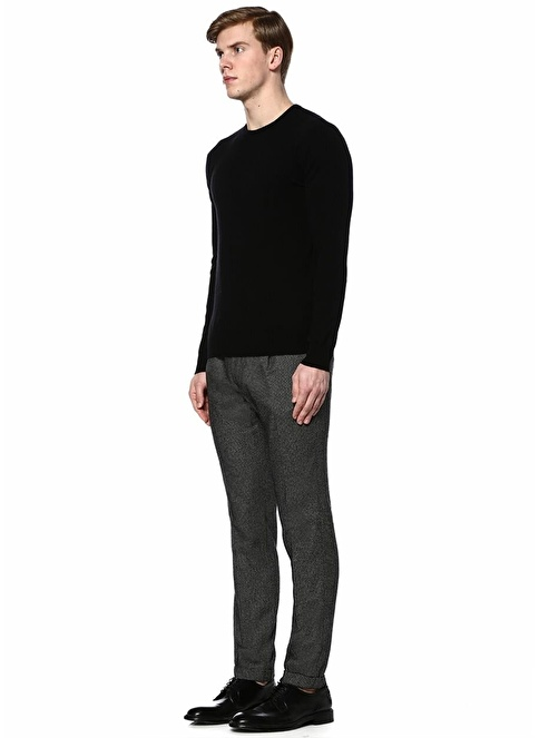Paul Taylor Kumaş Pantolon Gri